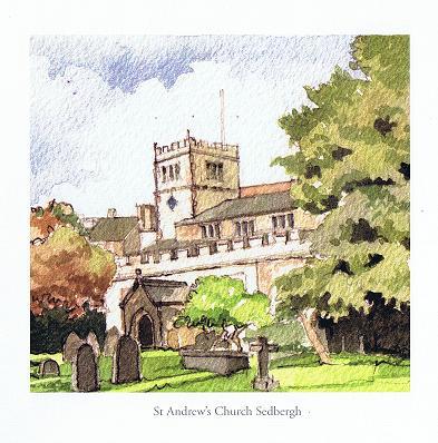 St Andrews Church Sedbergh