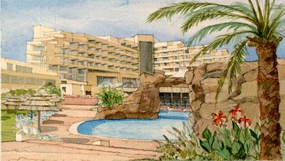 Al Ain Inter Continental Hotel