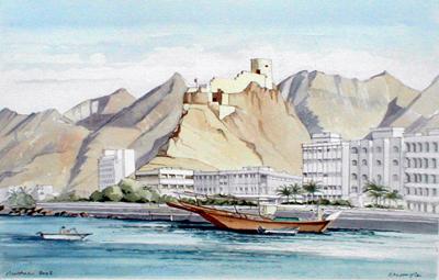 Mutrah in Oman